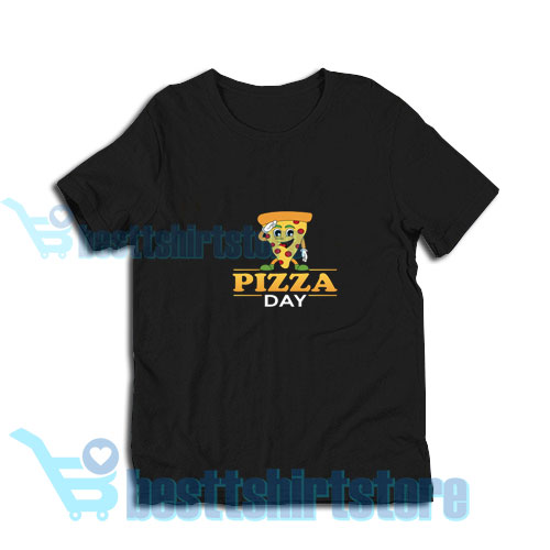 Pizza-Day-T-Shirt